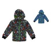 Chlapecká softshellová kojenecká bunda - jarní