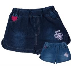 Dívčí riflové šortky