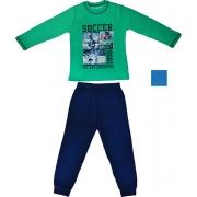 Pyžamo chlapecké střední velikost WOLF
