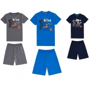 Chlapecké pyžamo krátké