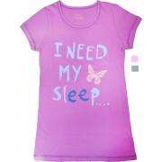 Noční košile dívčí velká WOLF