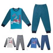 Chlapecké teplé pyžamo