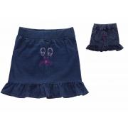 Dívčí džínová sukně