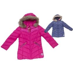 Dívčí zimní bundy