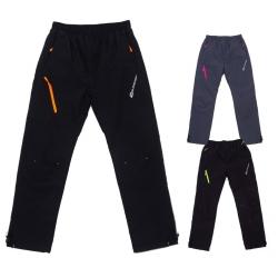 Dětské šusťákové kalhoty s fleecem