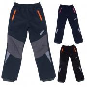 Dětské softshellové kalhoty