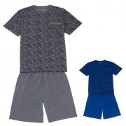 Krátké pánské pyžamo