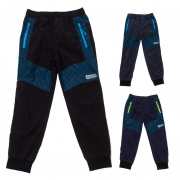 Chlapecké manšestrové kalhoty