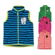 Dětské fleecové vesty