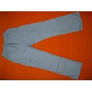 Kalhoty plátěné dámské